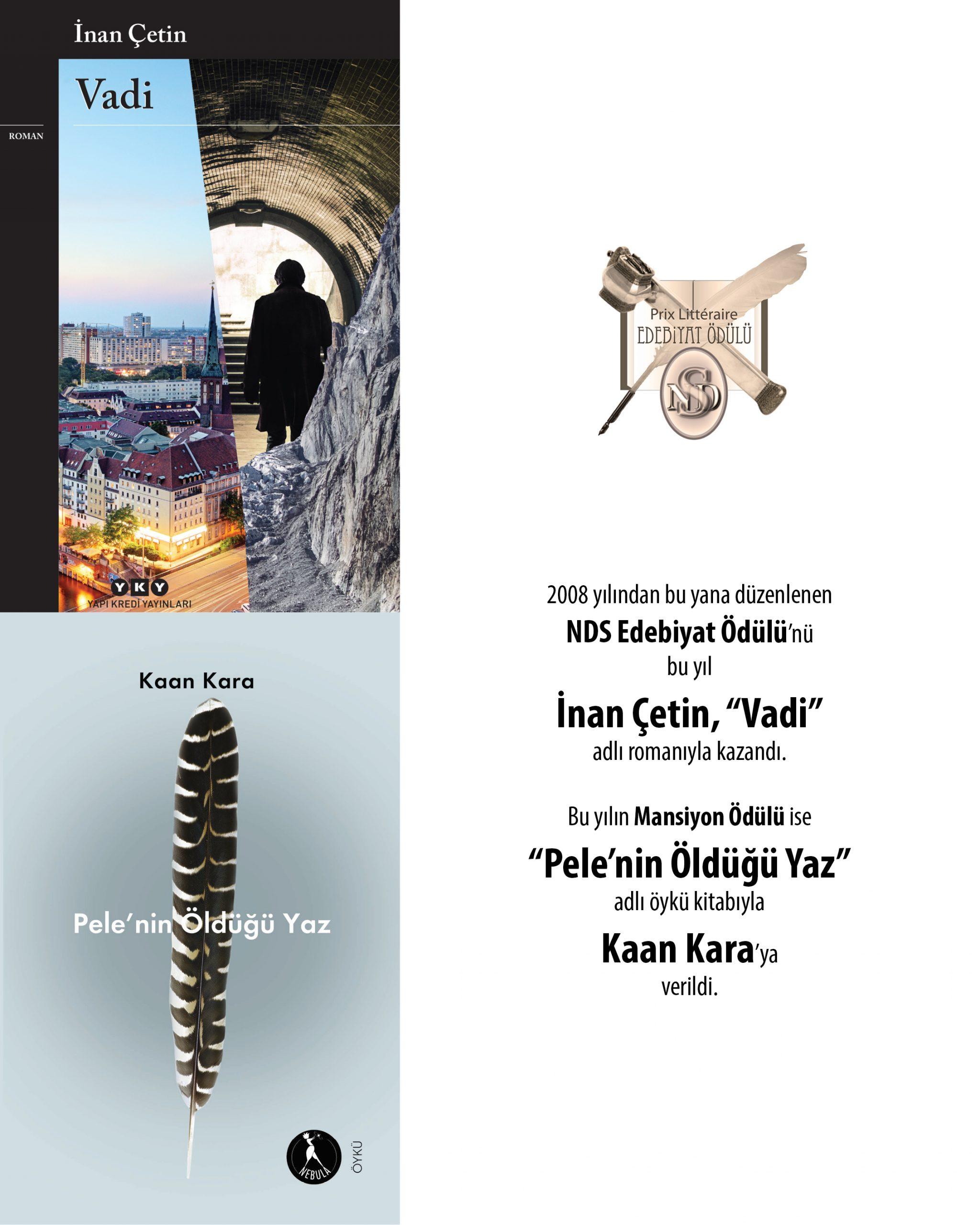 2021 NDS Edebiyat Ödülü